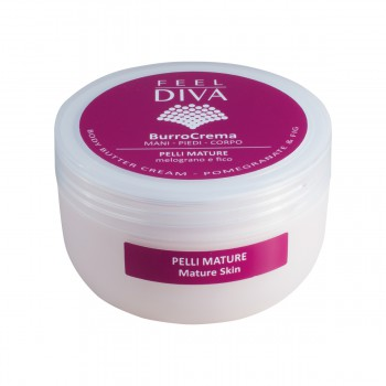 Burro Feel Diva 250ML