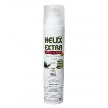 Gel con siero di lumaca e Aloe Vera (100ml). Nuova Formula ECO BIO con olio essenziale di lavanda.